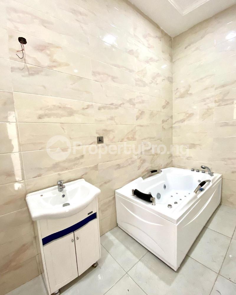 4 bedroom Semi Detached Duplex House for sale Ikate Ikate Lekki Lagos - 6