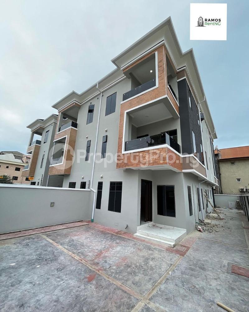 4 bedroom Semi Detached Duplex House for rent Oniru royal estate ONIRU Victoria Island Lagos - 0
