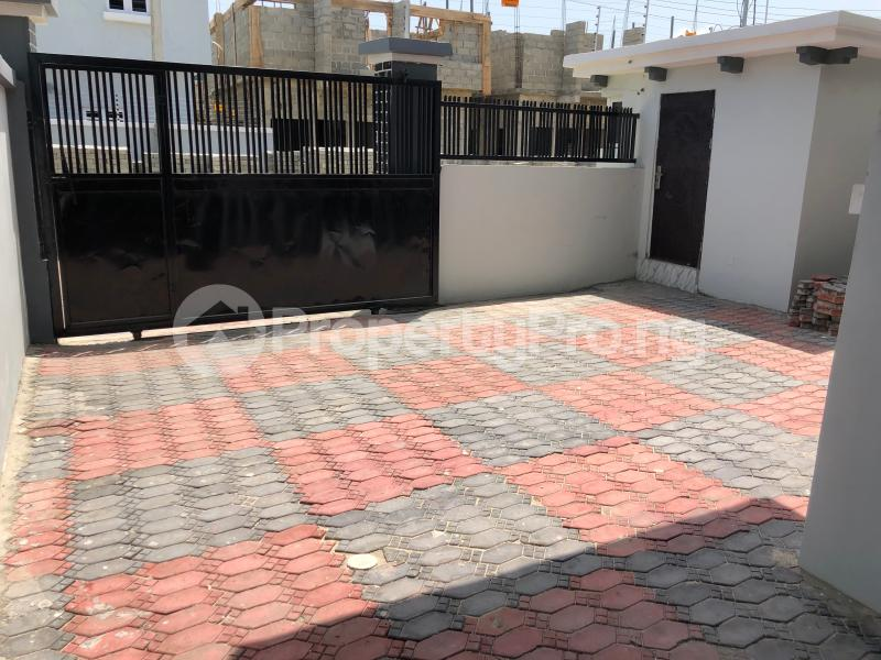 4 bedroom Semi Detached Duplex House for rent Lekki Palm City Estate Ado Ajah Lagos - 2