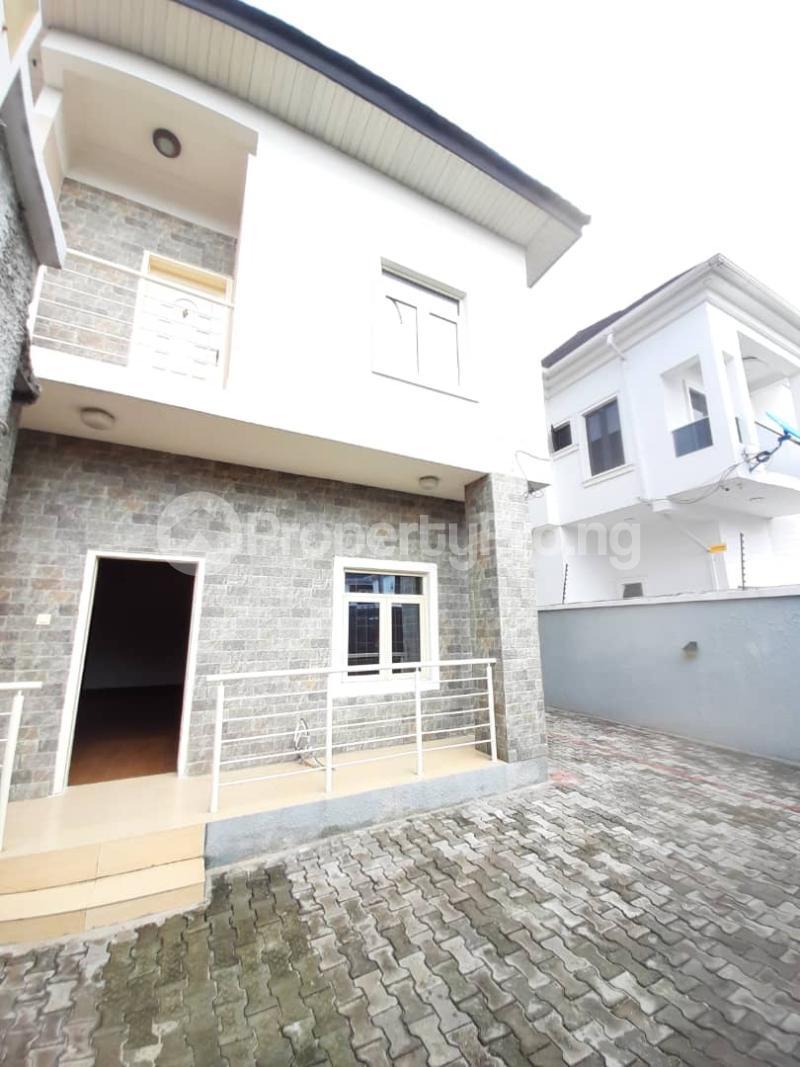 4 bedroom Detached Duplex House for rent - Osapa london Lekki Lagos - 9