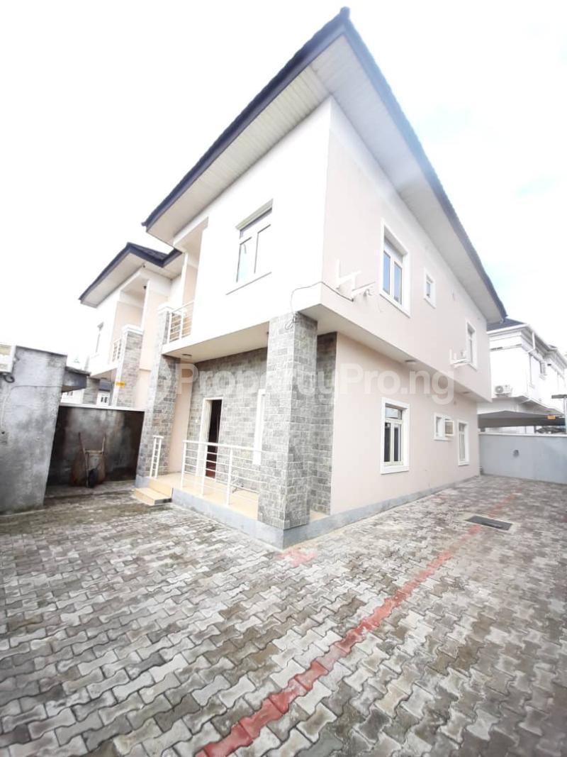 4 bedroom Detached Duplex House for rent - Osapa london Lekki Lagos - 12