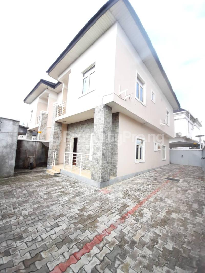 4 bedroom Detached Duplex House for rent - Osapa london Lekki Lagos - 11