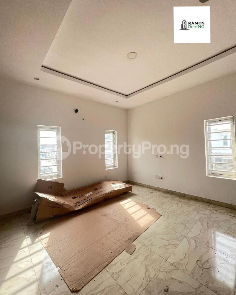 4 bedroom Semi Detached Duplex House for rent - Ikota Lekki Lagos - 2