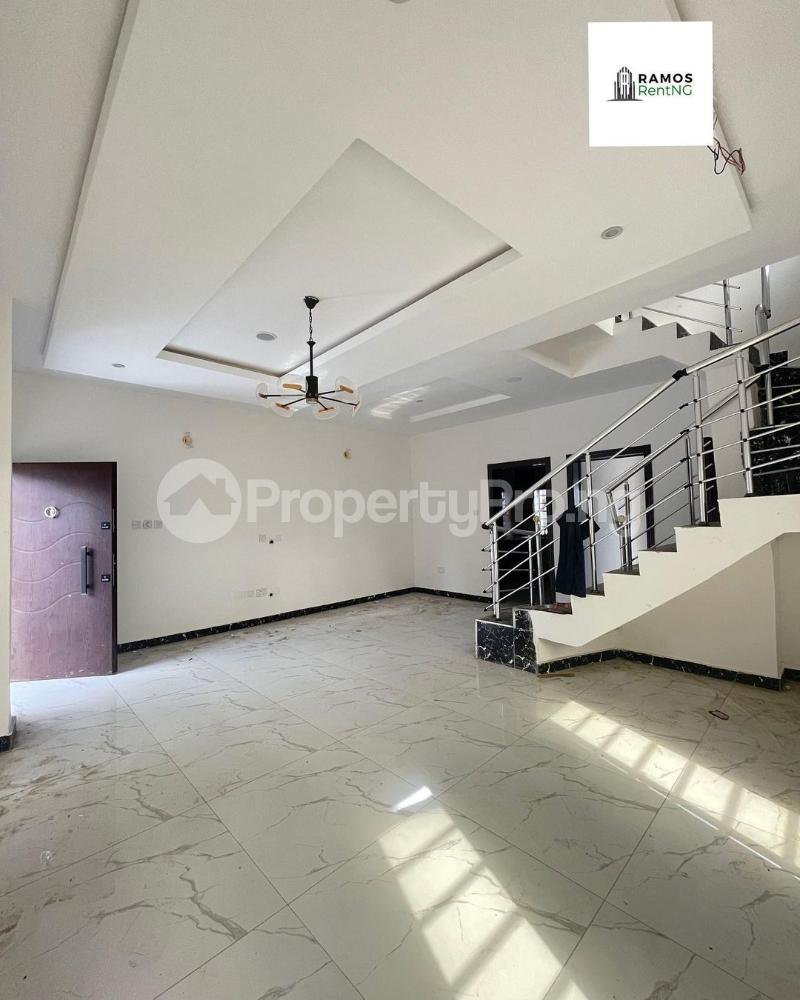 4 bedroom Semi Detached Duplex House for rent - Ikota Lekki Lagos - 1