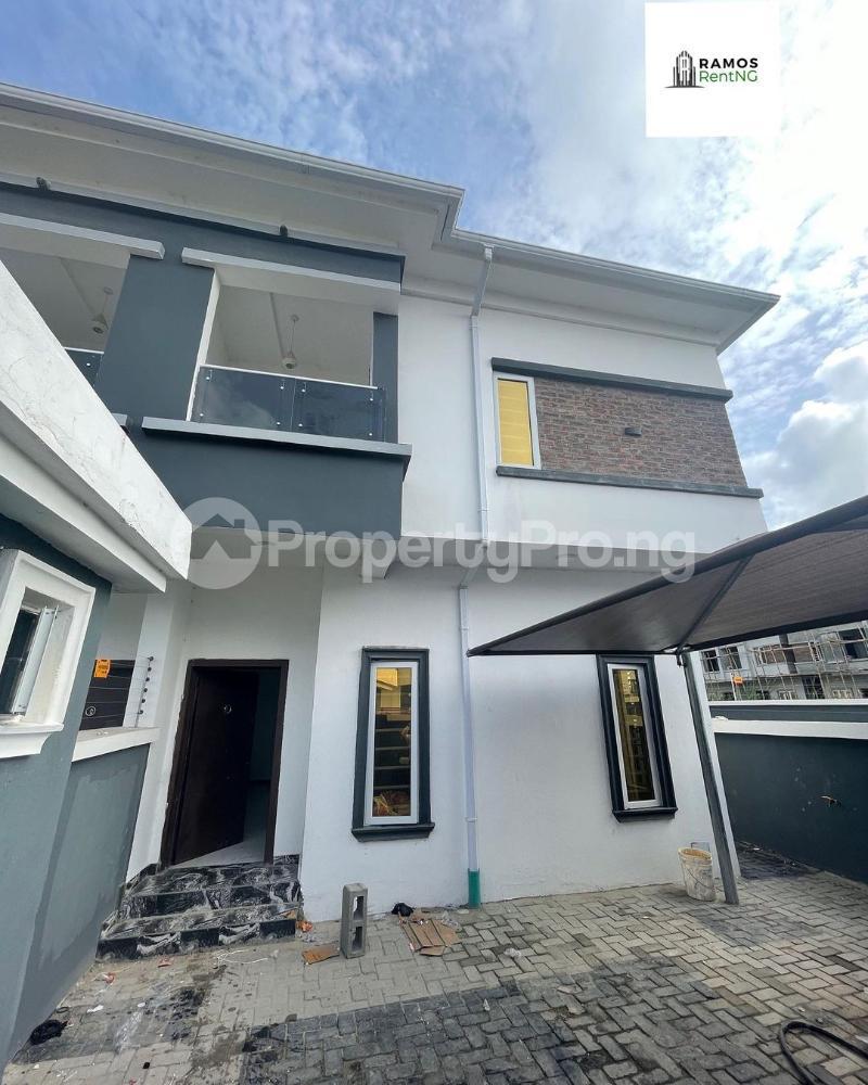 4 bedroom Semi Detached Duplex House for rent - Ikota Lekki Lagos - 0