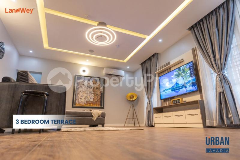 3 bedroom Semi Detached Bungalow for sale Ogombo Ajah Lagos - 0
