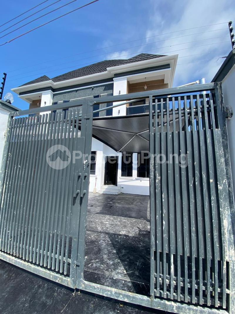 4 bedroom Semi Detached Duplex for sale Chevron Drive Lekki Lagos chevron Lekki Lagos - 5