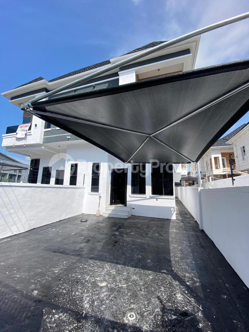 4 bedroom Semi Detached Duplex for sale Chevron Drive Lekki Lagos chevron Lekki Lagos - 0