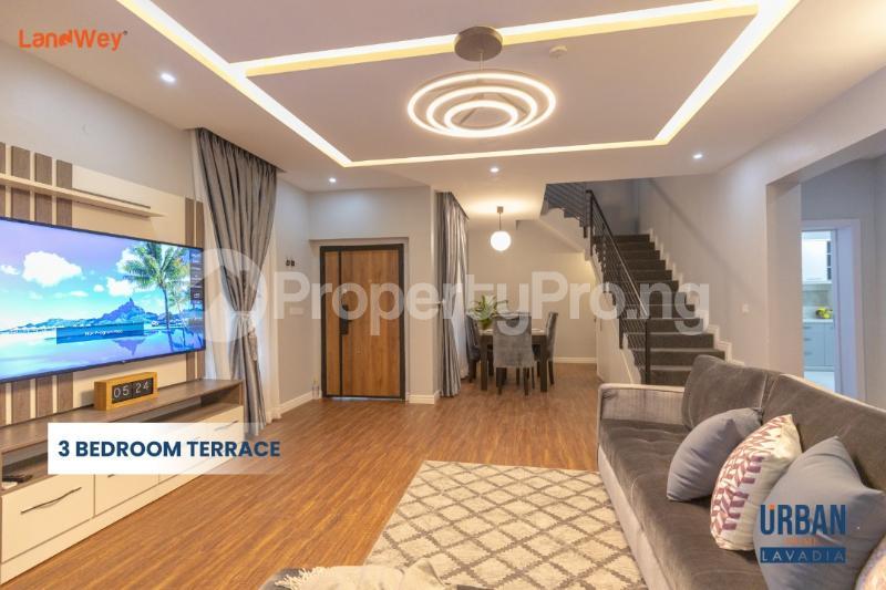 3 bedroom Semi Detached Bungalow for sale Ogombo Ajah Lagos - 2