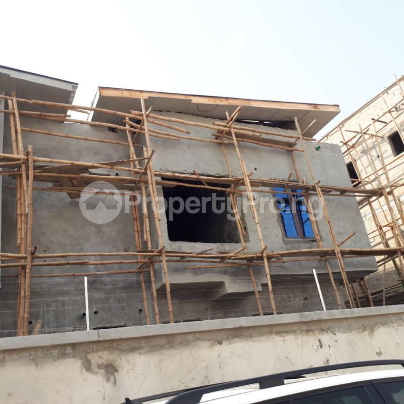 4 bedroom Semi Detached Duplex for sale Ikota Gra Ikota Lekki Lagos - 4