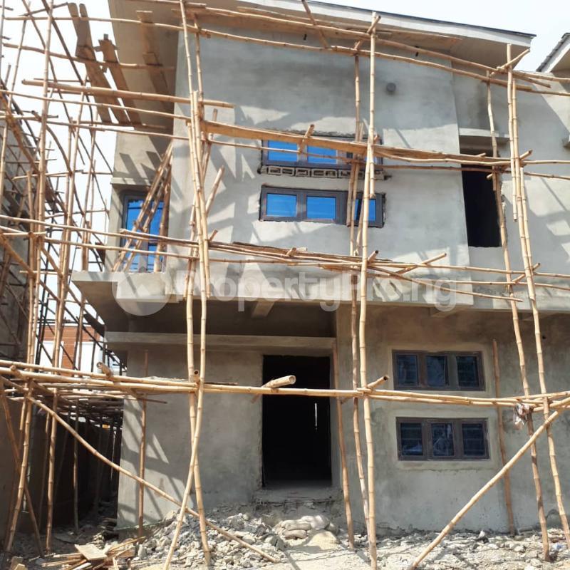 4 bedroom Semi Detached Duplex for sale Ikota Gra Ikota Lekki Lagos - 7