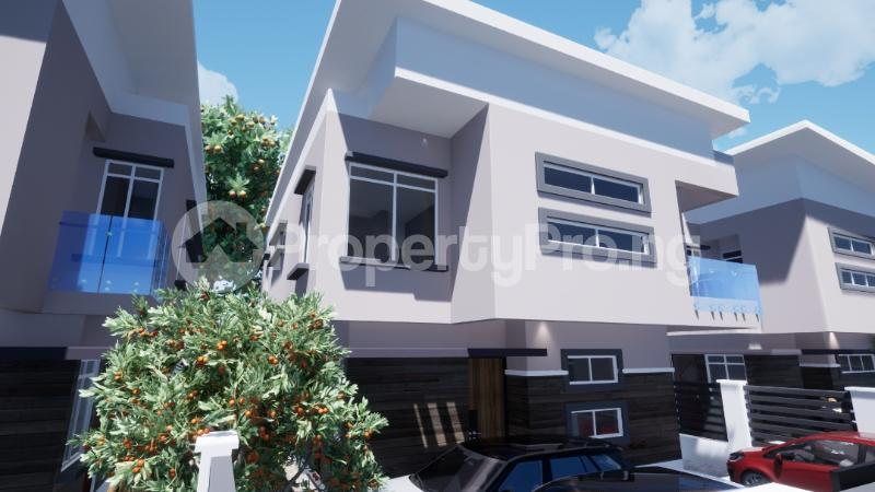 4 bedroom Semi Detached Duplex for sale Ikota Gra Ikota Lekki Lagos - 3