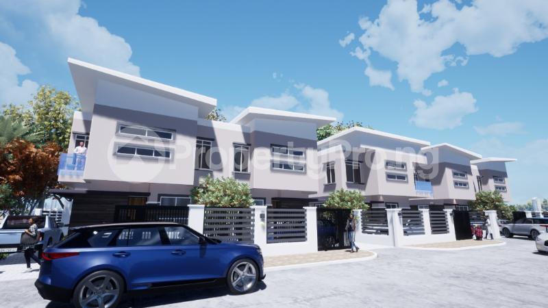 4 bedroom Semi Detached Duplex for sale Ikota Gra Ikota Lekki Lagos - 0