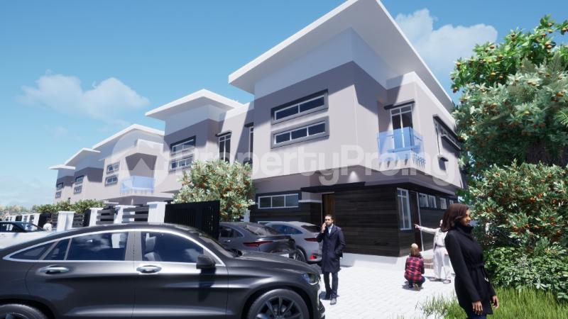 4 bedroom Semi Detached Duplex for sale Ikota Gra Ikota Lekki Lagos - 1
