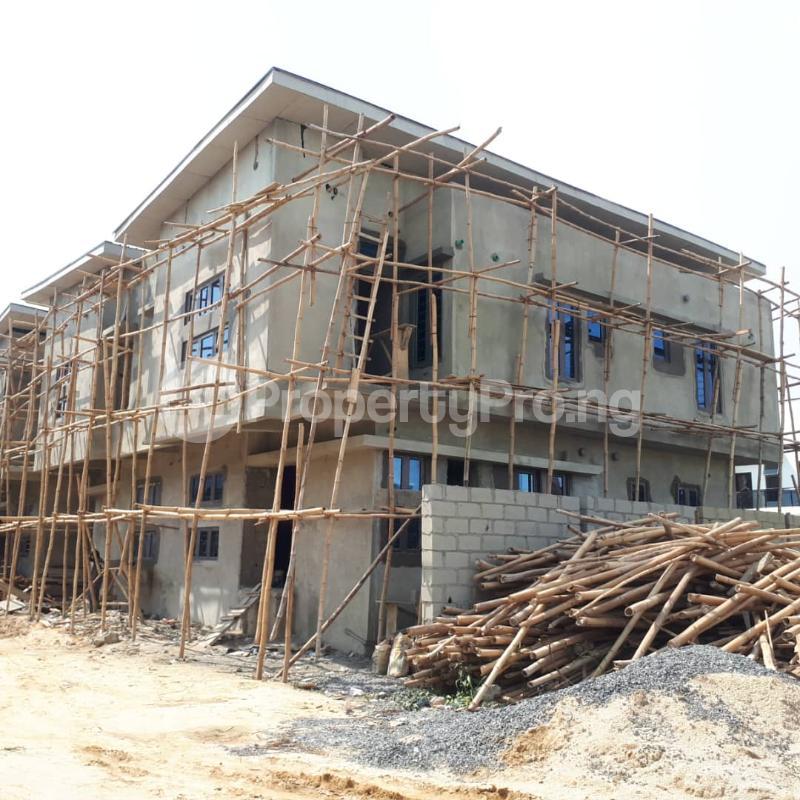 4 bedroom Semi Detached Duplex for sale Ikota Gra Ikota Lekki Lagos - 5