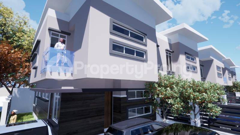 4 bedroom Semi Detached Duplex for sale Ikota Gra Ikota Lekki Lagos - 2