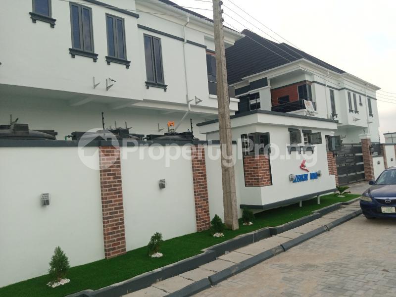 Semi Detached Duplex House for sale Lekki, Ikate, Lagos Ikate Lekki Lagos - 3