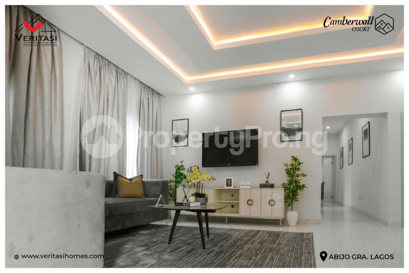4 bedroom Semi Detached Duplex for sale 4 Minutes From Novare Mall(shoprite) Abijo Ajah Lagos - 2