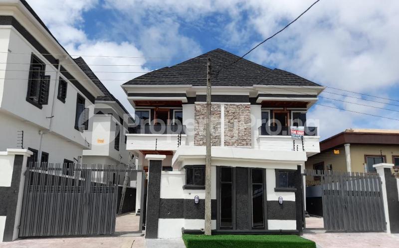4 bedroom Semi Detached Duplex for sale Lekki Phase 2, Lekki Lekki Phase 2 Lekki Lagos - 0