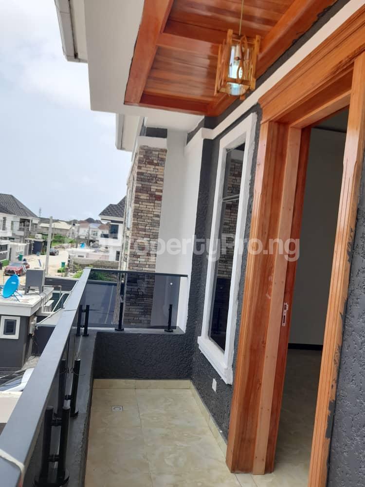4 bedroom Semi Detached Duplex for sale Lekki Phase 2, Lekki Lekki Phase 2 Lekki Lagos - 1