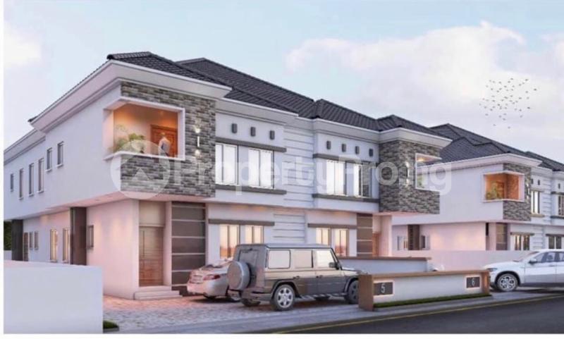 4 bedroom Semi Detached Duplex House for sale Along Nike Art Gallery Way Ikate Lekki Lagos - 1