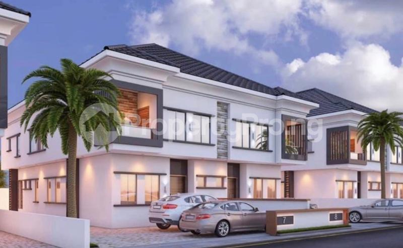 4 bedroom Semi Detached Duplex House for sale Along Nike Art Gallery Way Ikate Lekki Lagos - 0