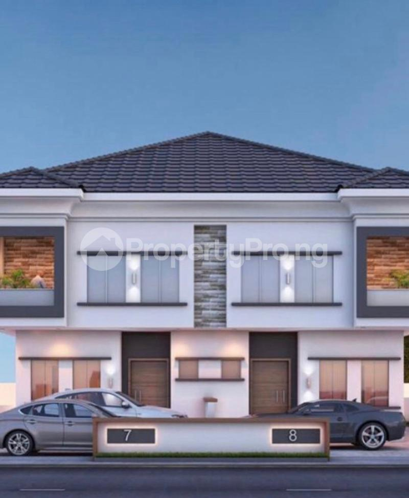 4 bedroom Semi Detached Duplex House for sale Along Nike Art Gallery Way Ikate Lekki Lagos - 2