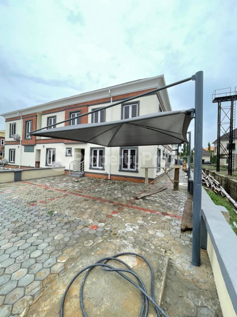 4 bedroom Semi Detached Duplex for sale Second Toll Gate, Lekki chevron Lekki Lagos - 1