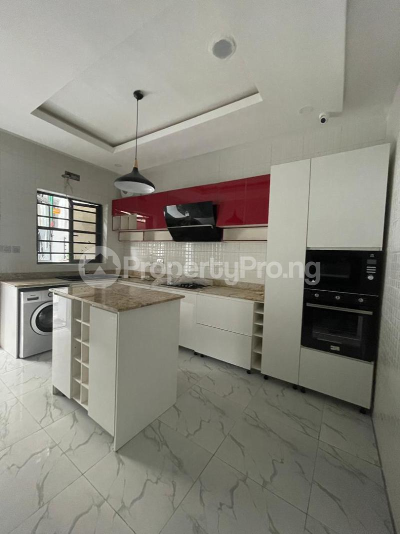 Semi Detached Duplex House for sale Ikate Lekki Lagos - 6