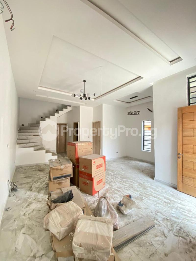 Semi Detached Duplex House for sale Idado Lekki Lagos - 4