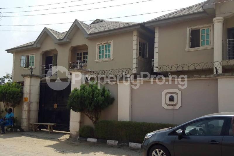 4 bedroom Semi Detached Duplex for sale Justice Coker Estate Alausa Ikeja Lagos - 0