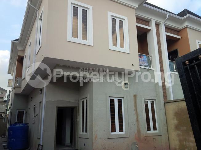 4 bedroom Semi Detached Duplex House for rent GRA Phase 2 Magodo GRA Phase 2 Kosofe/Ikosi Lagos - 0
