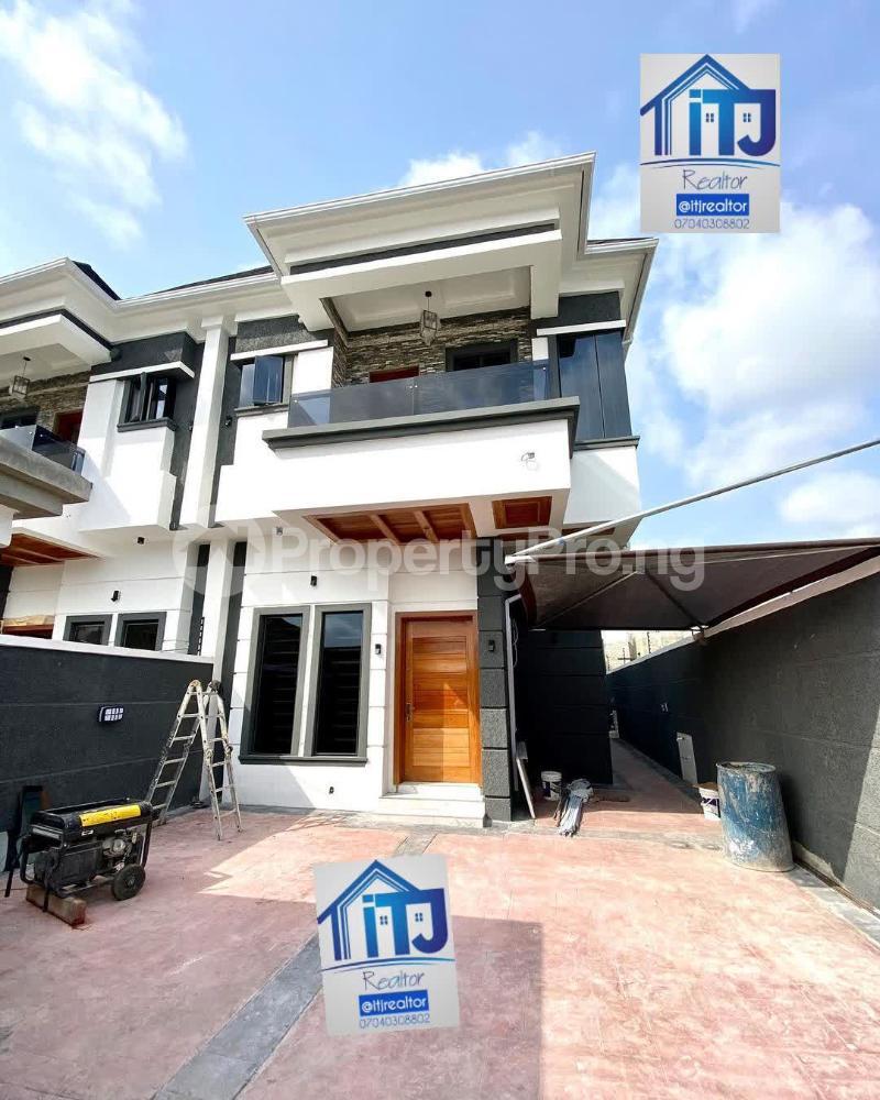 4 bedroom Semi Detached Duplex House for sale Ikate Ikate Lekki Lagos - 0