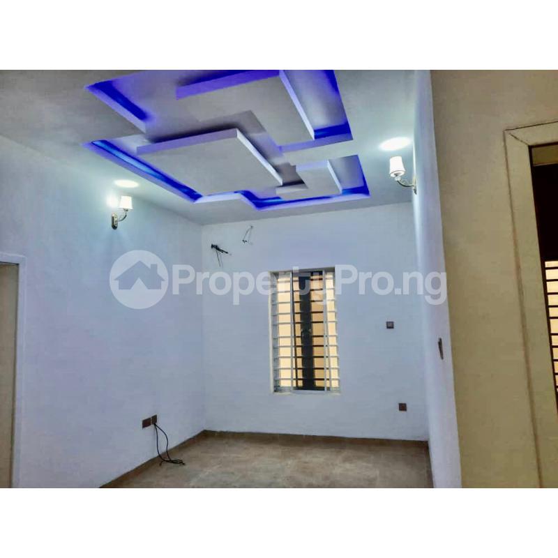 4 bedroom Semi Detached Duplex for rent Thera Annex Estate, Sangotedo Ajah Lagos - 1