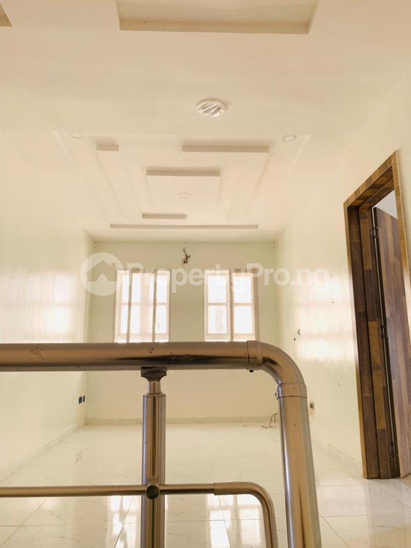 4 bedroom Semi Detached Duplex House for rent chevron Lekki Lagos - 5
