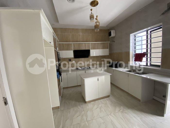 4 bedroom Semi Detached Duplex House for sale Oral Estate Lekki Lagos - 4