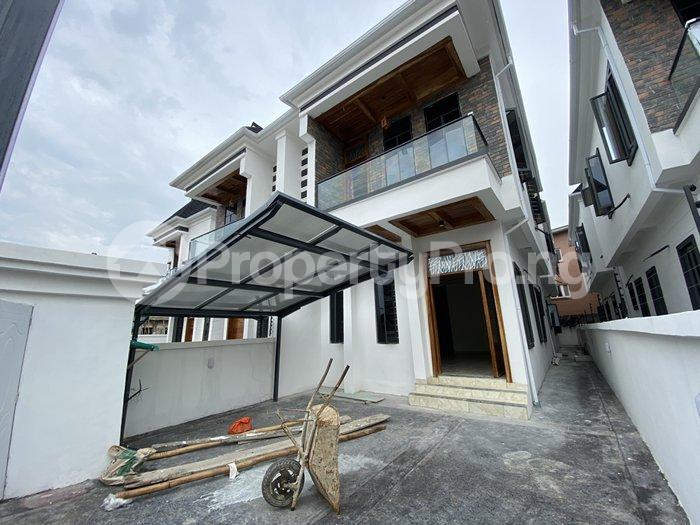 4 bedroom Semi Detached Duplex House for sale Oral Estate Lekki Lagos - 13
