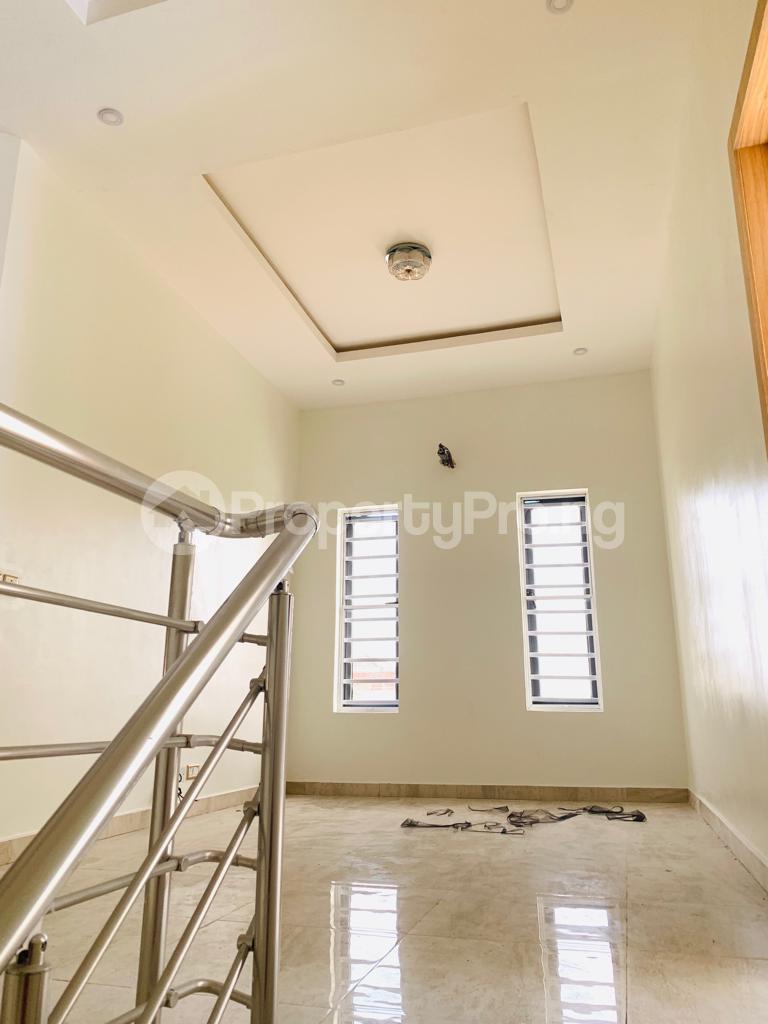 4 bedroom Semi Detached Duplex House for rent Ikota Lekki Lagos - 3