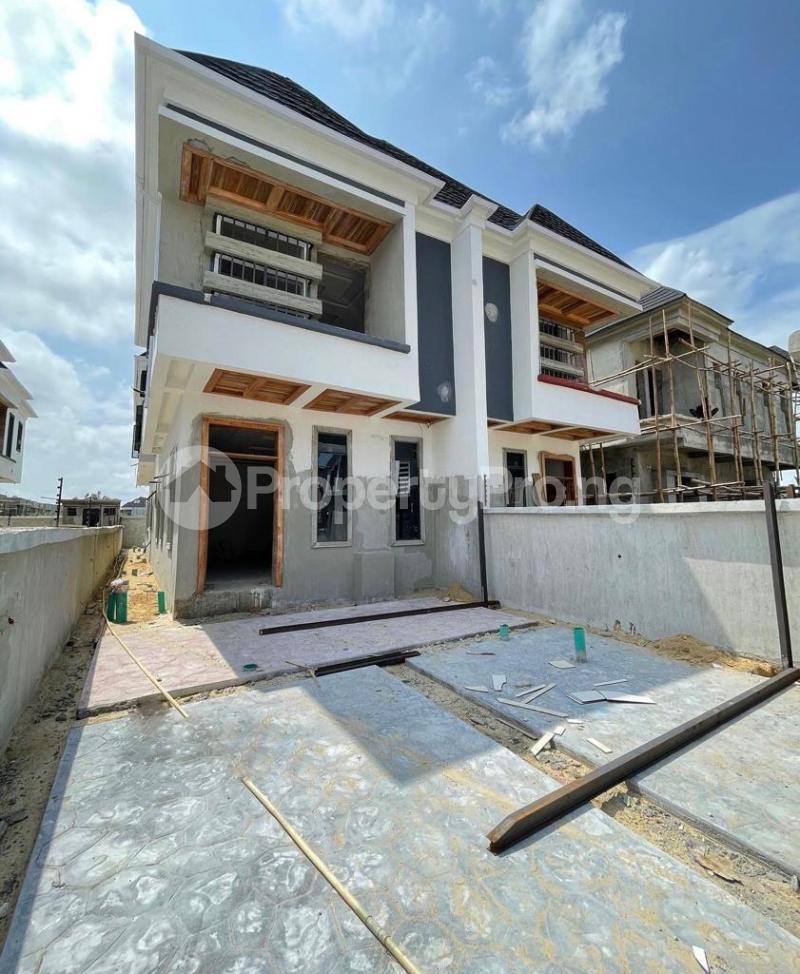 4 bedroom Semi Detached Duplex for sale Second Toll Gate Lekki Lagos - 0
