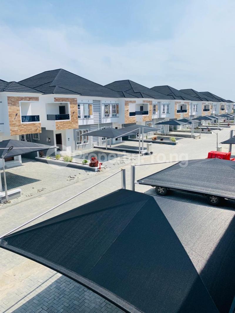 4 bedroom Semi Detached Duplex House for rent chevron Lekki Lagos - 14