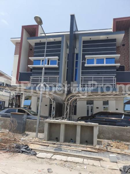 4 bedroom Semi Detached Duplex House for sale Chevron Drive,orchid Road,  Lekki Lagos - 0