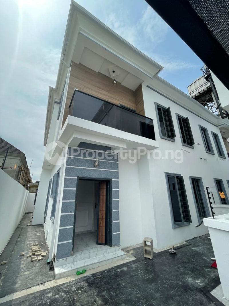 Semi Detached Duplex House for sale Ikate Lekki Lagos - 0