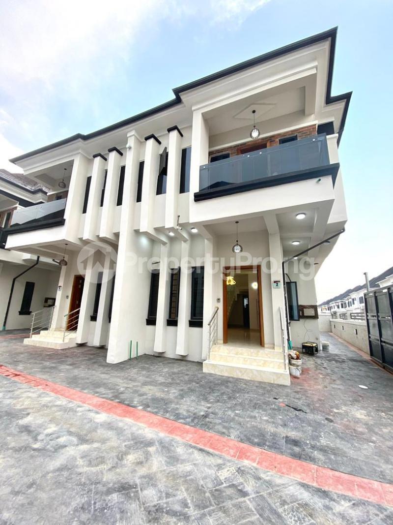 4 bedroom Semi Detached Duplex for sale Second Toll Gate chevron Lekki Lagos - 32