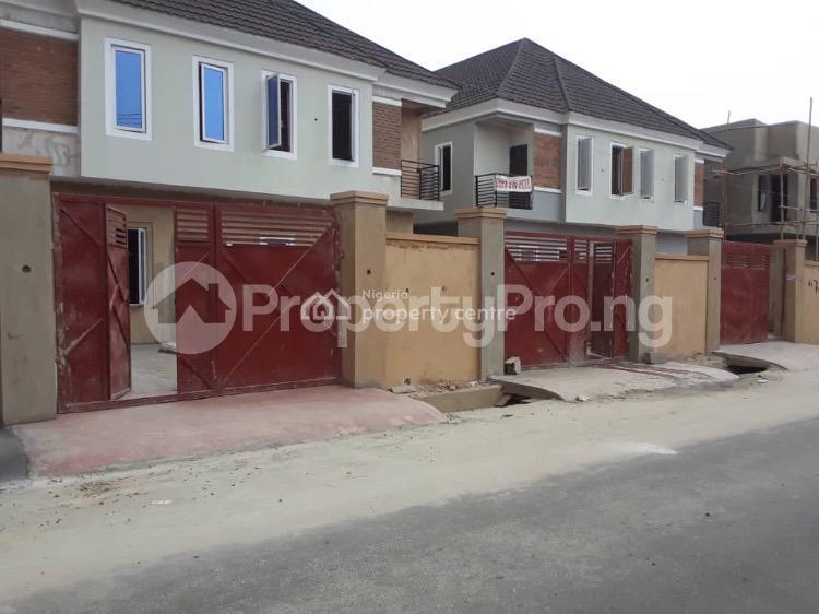 Semi Detached Duplex House for sale .... Allen Avenue Ikeja Lagos - 0
