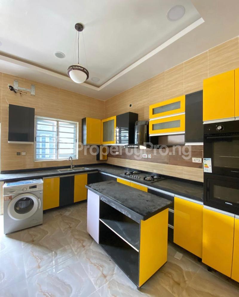 4 bedroom Semi Detached Duplex House for sale 2nd Tollgate Orchild Road Lakeview Estate Lekki Phase 2 Lekki Lagos - 4
