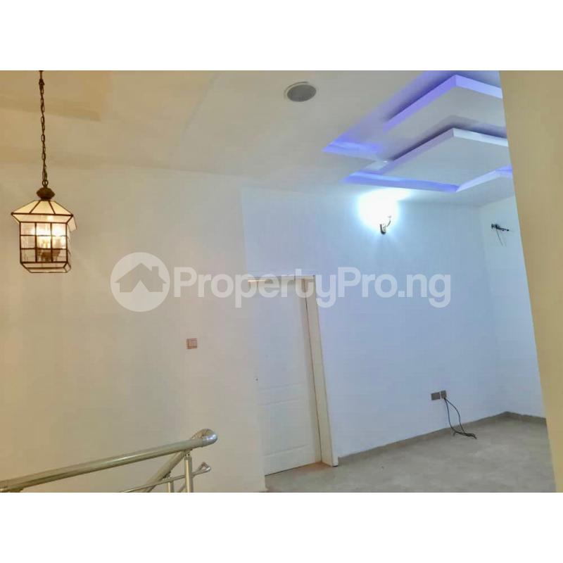 4 bedroom Semi Detached Duplex for rent Thera Annex Estate, Sangotedo Ajah Lagos - 2