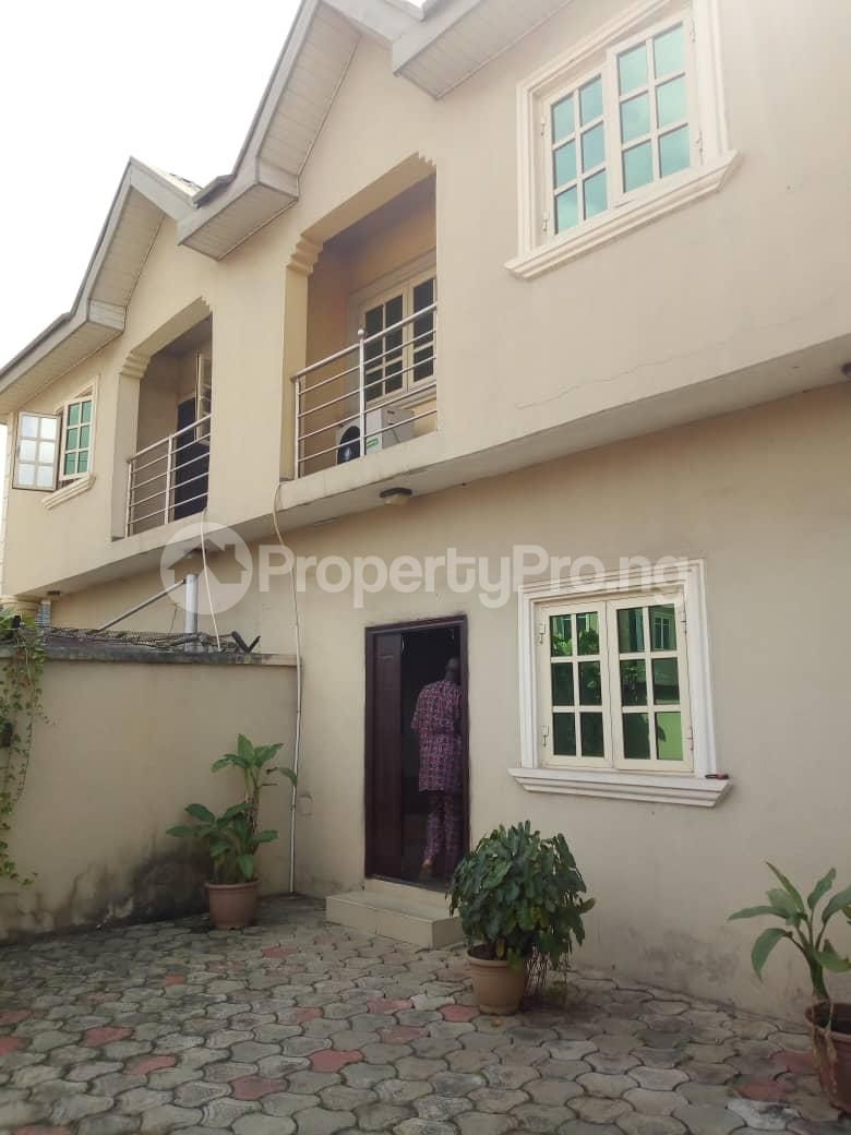 4 bedroom Semi Detached Duplex for sale Justice Coker Estate Alausa Ikeja Lagos - 4