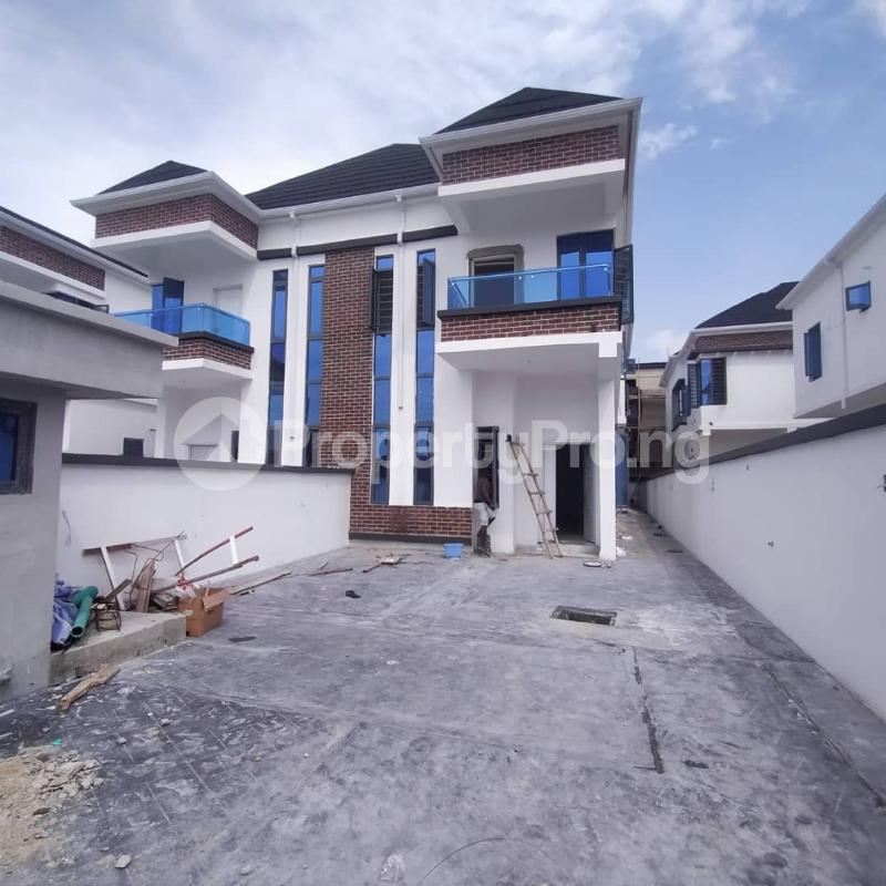 4 bedroom Semi Detached Duplex for sale Ologolo Lekki Lagos - 0