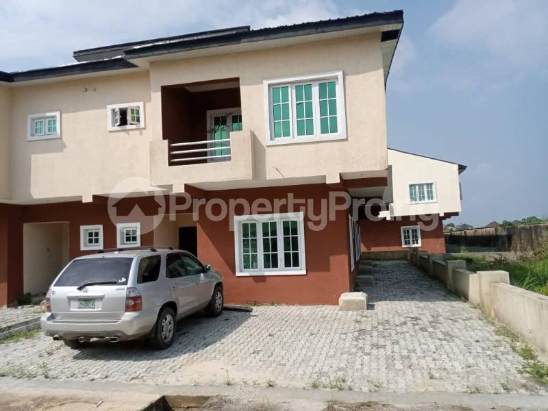 4 bedroom Semi Detached Duplex for sale Lekki Garden , Opposite Abraham Adesanya Estate , Ajah .just Before Lbs Lekki Gardens estate Ajah Lagos - 2