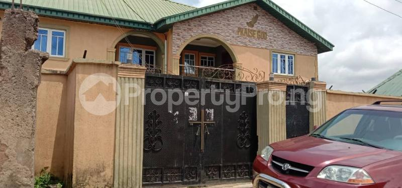 Flat / Apartment for rent Ajinde via Ire Akari Estate, Akala express. Akala Express Ibadan Oyo - 17